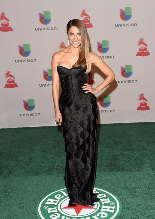 Costa Rican singer Debi Nova