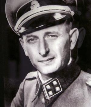 Adolf Eichmann (Credit: Adam Guz/Getty Images Poland/Getty Images)