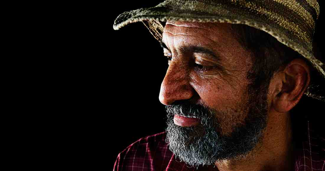Once Upon a Time in Nicoya, There Was a Storyteller Named Luis Teocintle