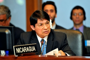 Dennis Moncada, Nicaragua's deputy Foriegn Ministry, restated Tuesday that his country's position on the Cuban migrant crisis has not changed