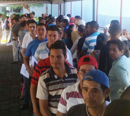 From Nicaragua Entire Families Now Emigrating To Costa Rica