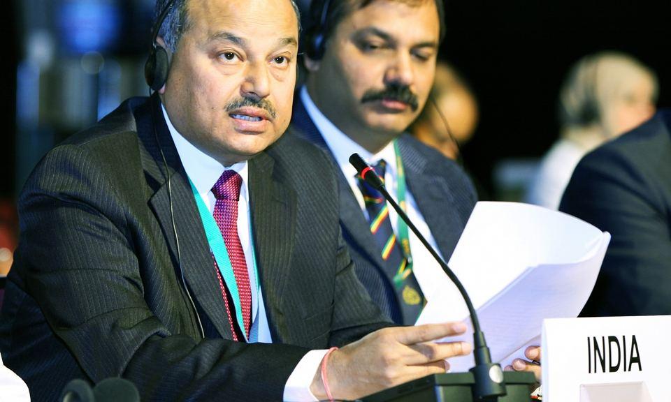 Susheel Kumar Photograph: IISD