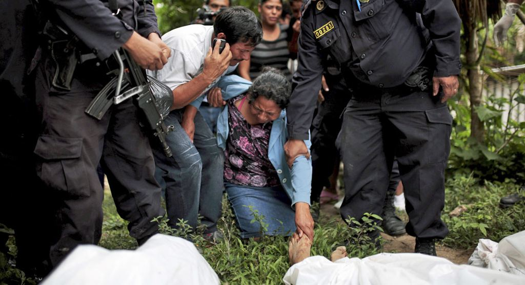 Central America's Violent Northern Triangle