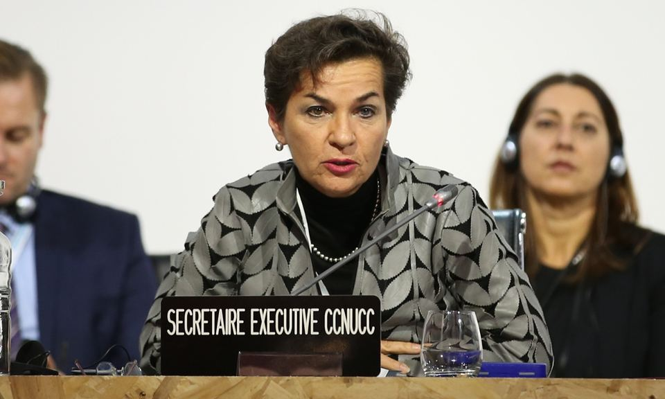 Costa Rica's Figueres Among The Key Players at the Paris Climate Summit