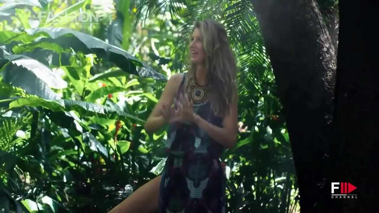 Gisele In The Costa Rica Jungle