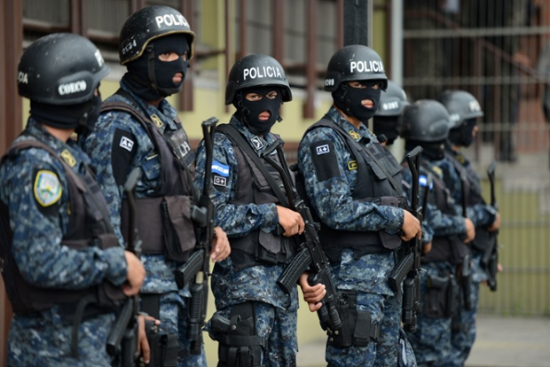 November the Most Violent Month in Honduras This Year