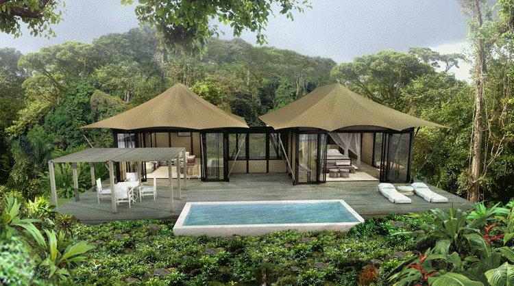 Nayara Tented Resort To Open 2017 In Costa Rica