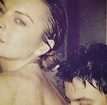 Lindsay Lohan: I Just Wanted To Start The Year With Peace and Love