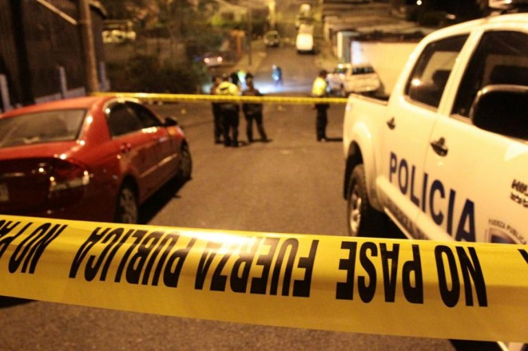 A Bloody Weekend: Four Dead and Four Wounded