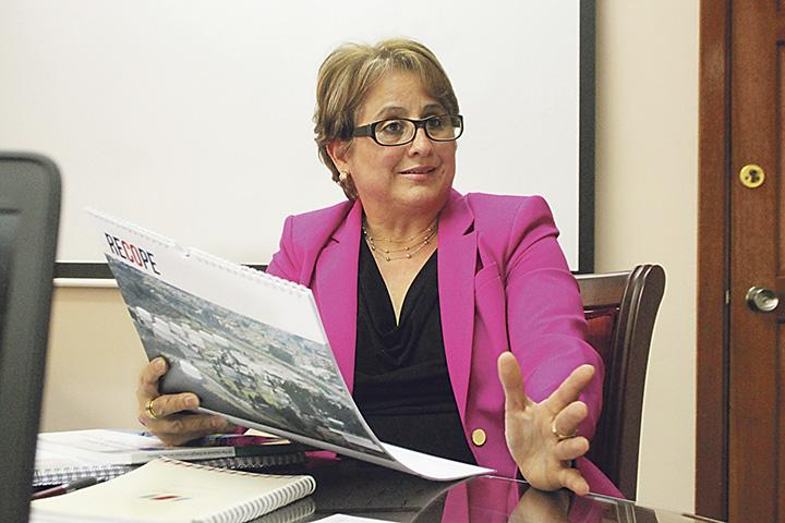 Sara Salazar, president of RECOPE, says the cost is justified