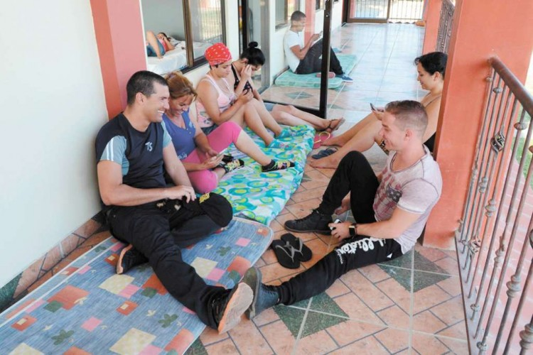 250 Stranded Cuban Migrants To Leave Costa Rica Next Week