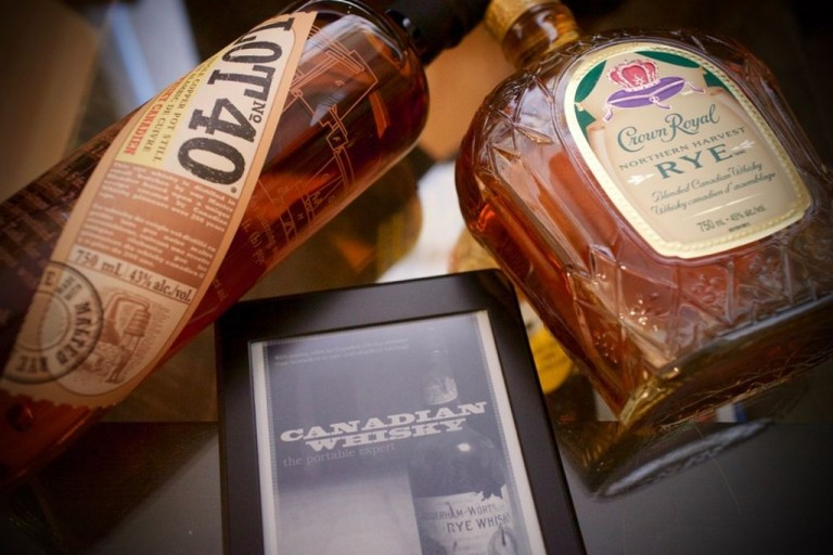 Crown Royal Best Whisky In The World Only Second in Canada