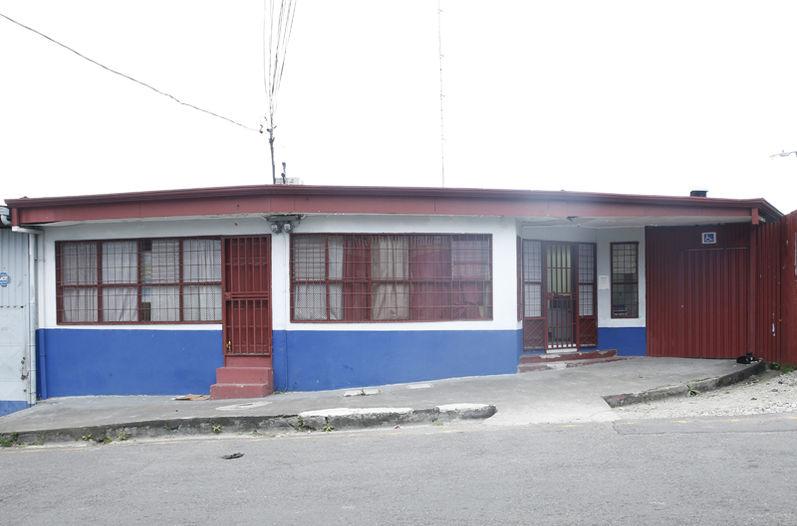 The Centro de Aprensión Temporal (immigration holding centre) in Hatillo, on the south side of San Jose.  Photo Adrian Soto , La Nacion