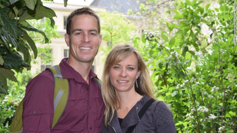 Brian Foy and his wife, Joy Chilson Foy. The Microbiologist got Zika in Africa and gave it to his wife when he returned. First case of sexually acquired Zika in the U.S. was Colorado nearly a decade ago