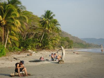 Mal Pais and Santa Teresa are booming beaches in Costa Rica