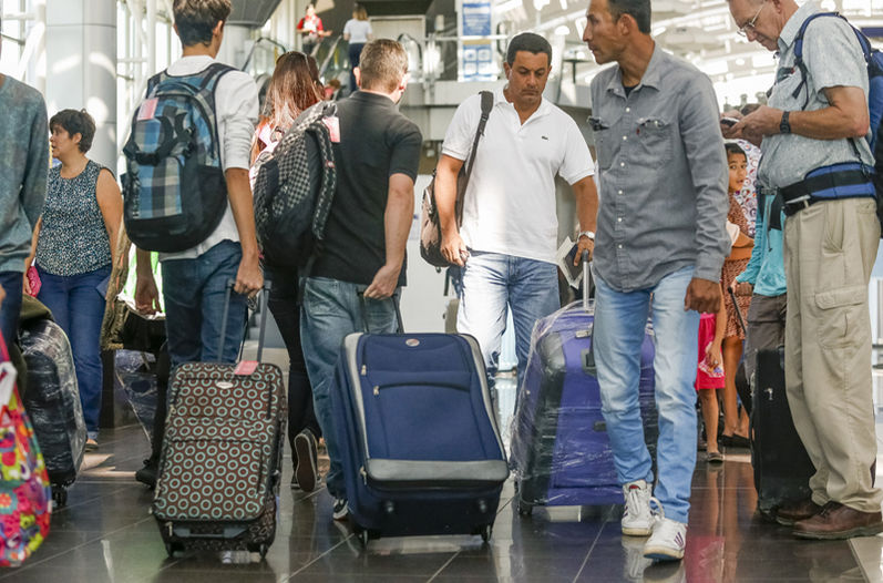 The Ministry of Tourism says that this summer recorded significant increases in the number of travelers, and hopes that the situation persists despite the threat of zika. | JORGE ARCE