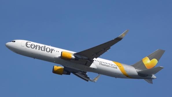 Condor 767-300ER. Condor