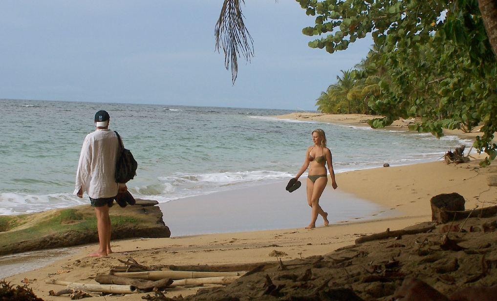 Costa Rica travel.