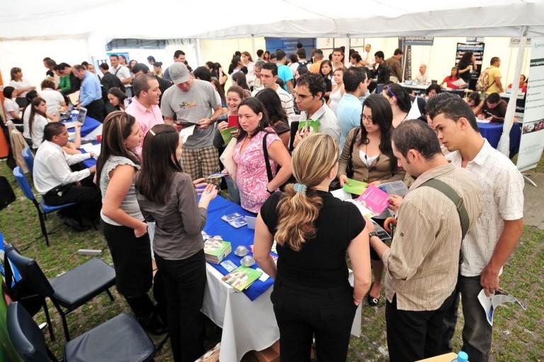 No Drop In Unemployment in Costa Rica