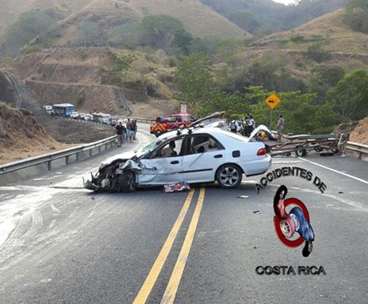 On the Ruta 27 on Wednesday