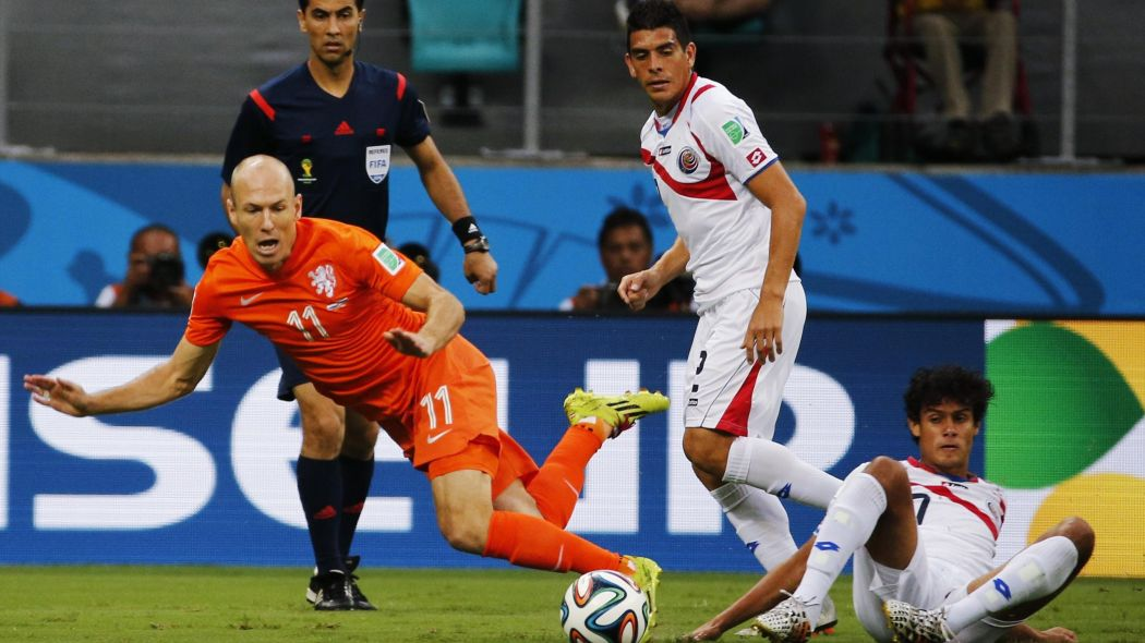 Costa Rica draw 1-1 in Jamaica, stay three points clear