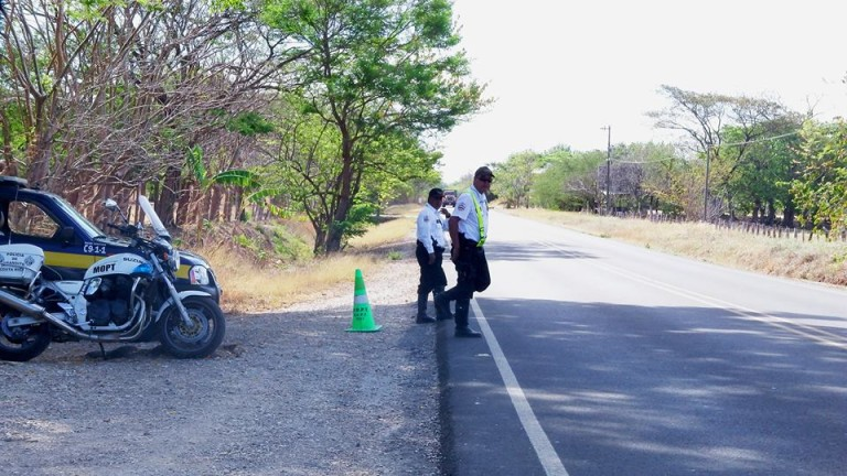 Costa Rica Transport  Authorities Call To Eradicate Culture Of Warning Other Drivers Of Police Presence