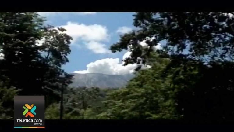 Rincon de la Vieja Volcano Eruption Poses No Danger, Says OVSICORI