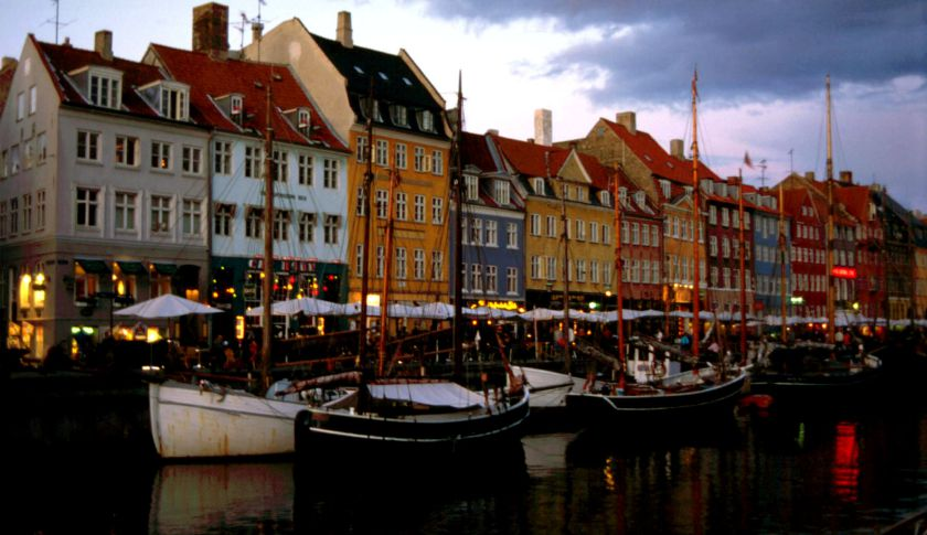 Denmark was in third place last year, behind Switzerland and Iceland.