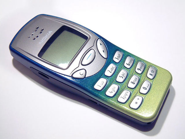 3210. Launched in 1999 and regarded as one of the finest mobiles ever, it sold 160 million. Pre-loaded with Snake, it was also distinctive for lacking an external aerial
