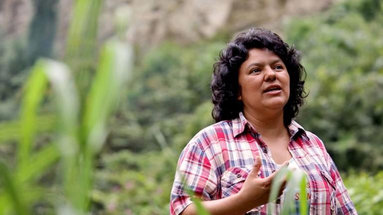 Gunmen kill prominent environmental activist in Honduras