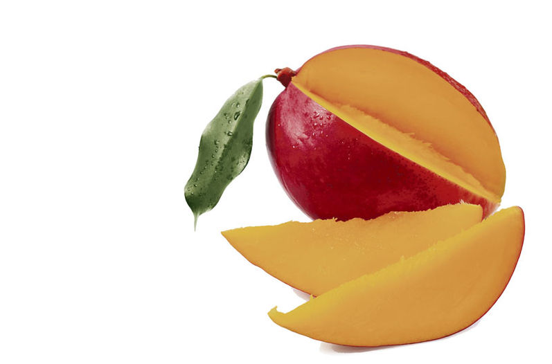 Costa Rica mango. High transport costs and better local price make lower exports.