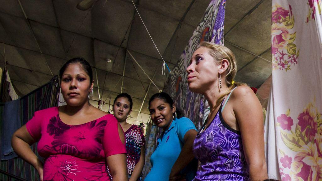 El Salvador Mujeres Pandilleras