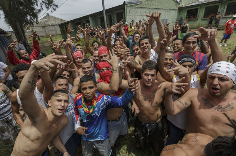 According to Deputy Minister of Justice Minister, Marco Feoli, the proposal is designed primarily for the bulk of the prison population, poor people, who have committed minor offenses and have difficulty getting a job because their resume is stained for 10 years.  Photo Jorge Arce, La Nacion