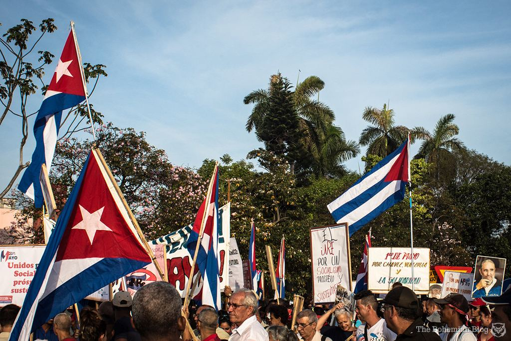 Socialist Street Parties - Havana