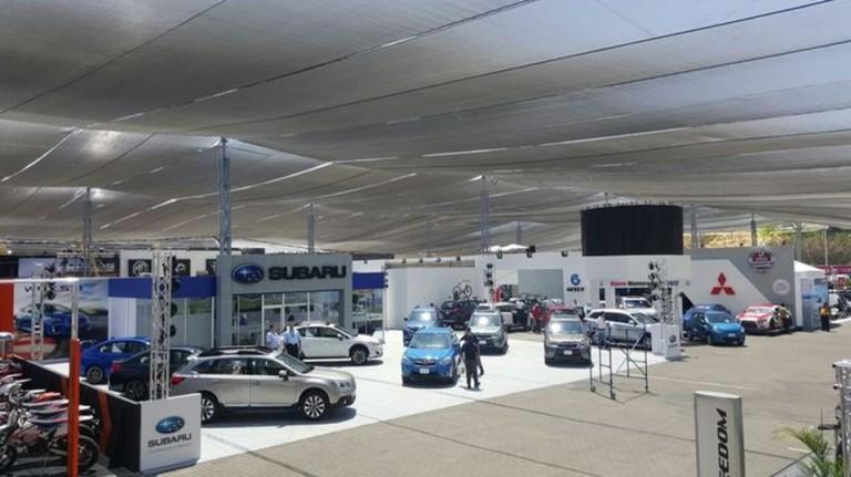 Expomovil 2016 Car Show Kicked Off Thursday