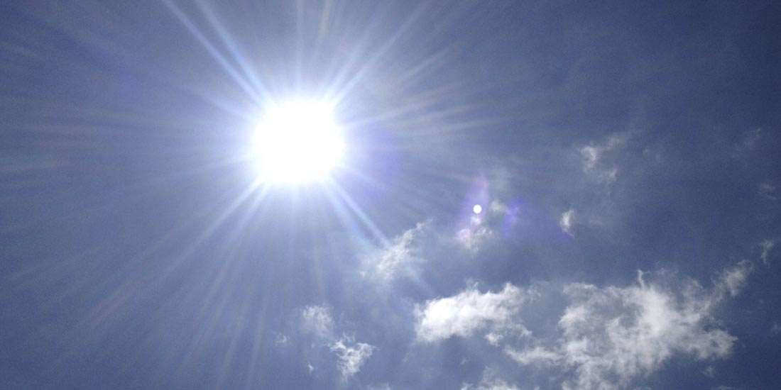 Sunny skies expected this week in the Central Valley. The transition to the rainy season begins Monday, according to the national weather service.