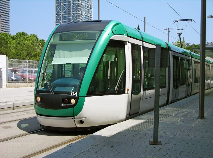 Money raised from an increase in tolls and Marchamo would help finance the electric train projest. Photo for illustrative purposes only,