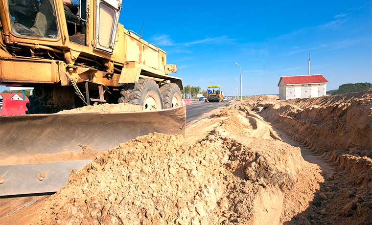 Three companies awarded road maintenance contracts for the next four years