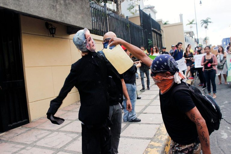 Animal Rights Protest Turned Into Violence