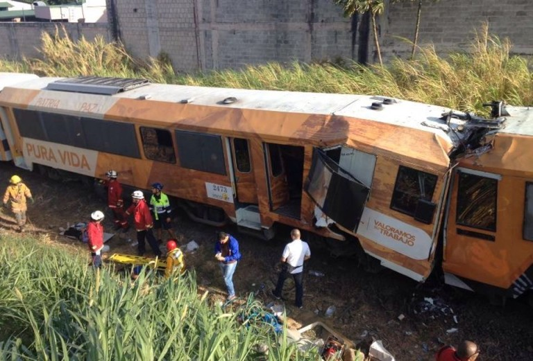 """106 Suffered Injuries In Friday Morning Head-On Train Crash, Five in """"Serious"""" Condition"""