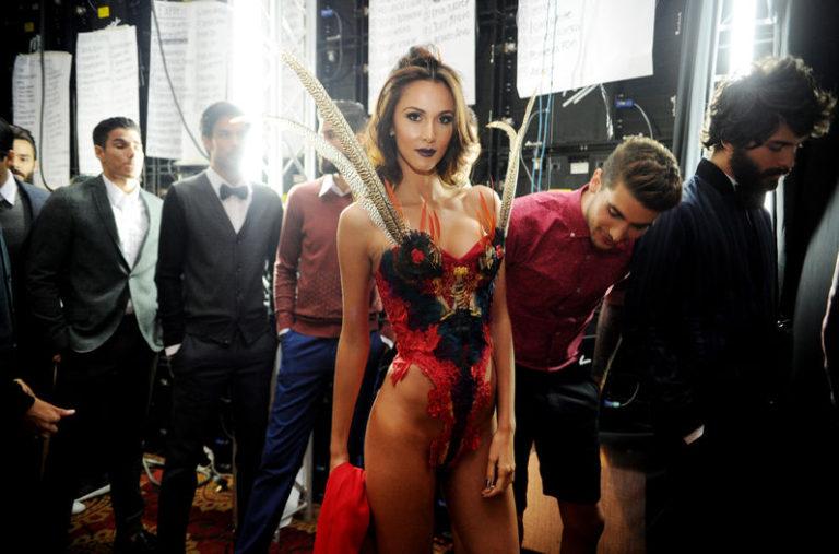 Former Miss Costa Rica 2014 New Host of '7 Estrellas'