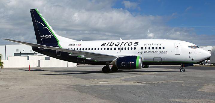 Albatros Airlines will begin flights between San Jose and Caracas on May 2