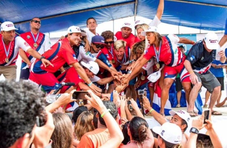 Defending Champs Costa Rica To Host ISA World Surfing Games