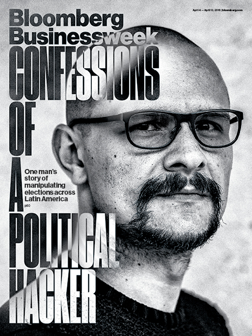<br /> How to Hack an Election. Andrés Sepúlveda says he rigged elections in, at least, eight Latin American countries including Mexico, Colombia, Nicaragua, Panama, Honduras, El Salvador, Guatemala, Venezuela and Costa Rica. He tells his story for the first time.