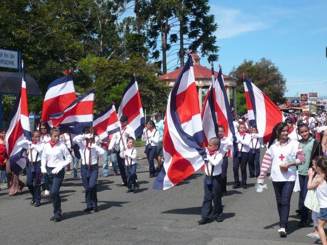 April 11 Is Juan Santamaria Day, A National Holiday