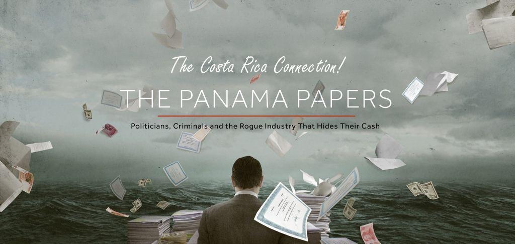 The Panama Papers - Mossack Fonseca leak reveals Costa Rica's elite's tax havens