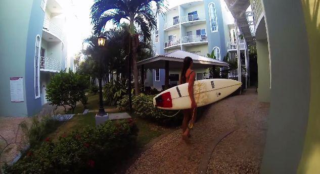 (Video) Trip Surf Tamarindo, Costa Rica