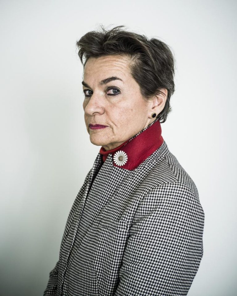 Christiana Figueres: A Force of Nature