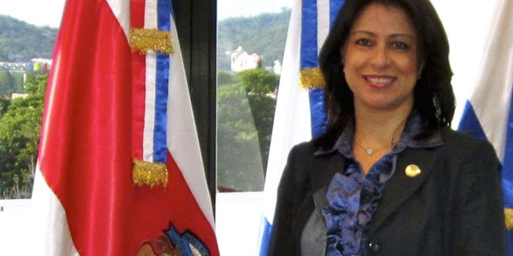 Kathya Rodriguez has been the director of immigration since 2010, on loan from the Ombudsman's Office.