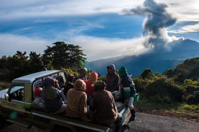 The Turrialba Volcano (Photos & Video)